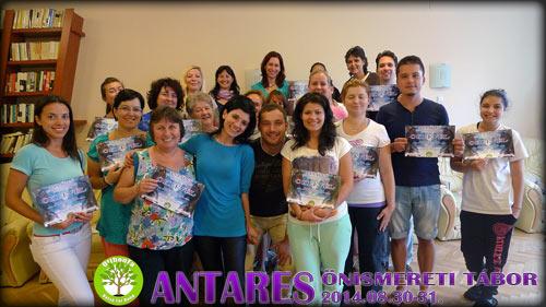Antares Önismereti Tábor 2014 – ahogy én láttam