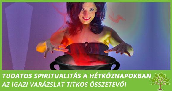 Tudatos Spiritualitás a hétköznapokban