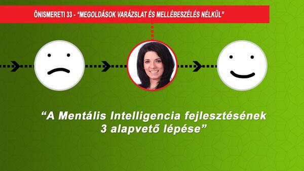 #35 A Mentális Intelligencia fejlesztésének 3 alapvető lépése
